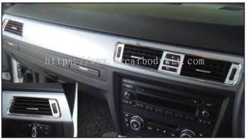 BMW E92 A/C FRAME RIM S/STEEL