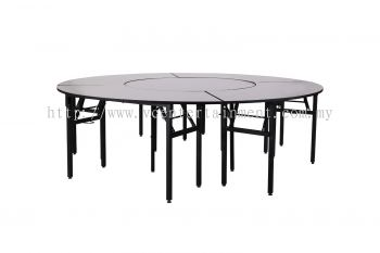 Banquet Round Table 8ft
