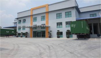 Henritex S/B, Simpang Renggam