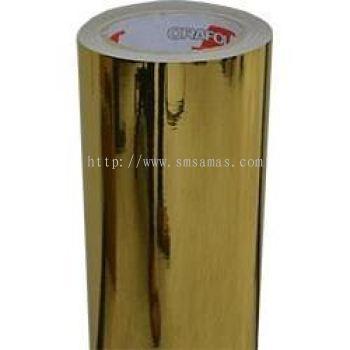 ORACAL® 351 PRINT GOLD CHROME METALLIZED - 911