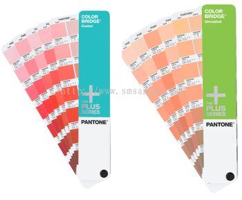 Pantone® Colour Bridge Set - Coated & Uncoated