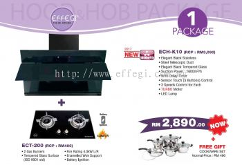 Hood and Hob Package 1