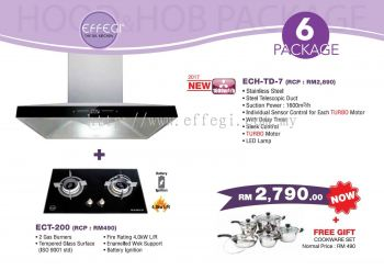 Hood and Hob Package 6