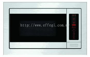 EFFEGI Microwave Oven (EMO55SS)