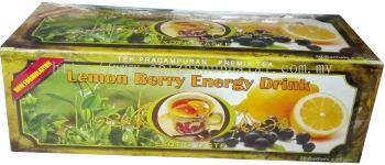 Zees Lemon Berry Energy Drink