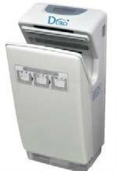 EH DURO Hygiene Super Fastflow Jet High Speed Hand Dryer 9804