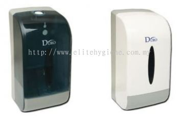 EH DURO® Double Toilet Roll Dispenser 9006