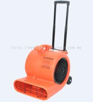 EH 3 Speed Floor Leader Blower c/w Trolley 345
