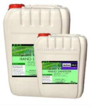 EH Alcohol Hand Sanitizer Aloe Vera 10L