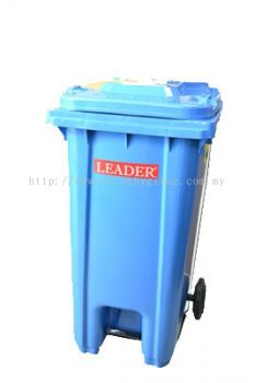 EH Mobile Garbage Bins With Foot Pedal 120/240L
