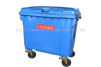 EH Mobile Garbage Bins 660L