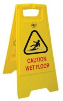 EH A - Standing Caution Sign