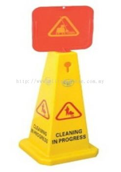 EH Caution Sign