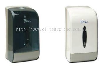 EH DURO Hygienec Bathroom Tissue Dispenser 9005