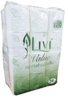 EH LIVI Bathroom Tissue