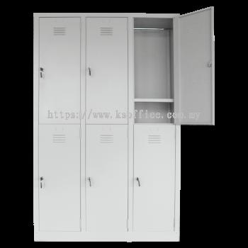6 Compartment