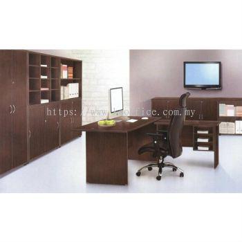 Executive Office Desk XV (EXT Set - A)