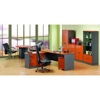 Executive Office Desk XX (G - Series Set C)