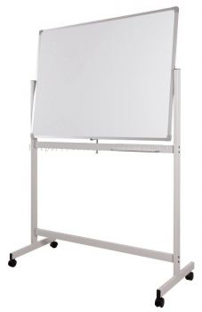 Double Sided White Writing Board With Stand