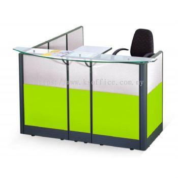 KSUA-Block System Reception Table