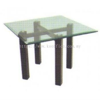 Square Glass Coffee Table (CL 7711~7T)