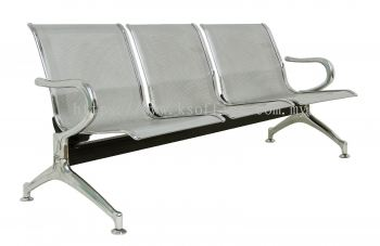 KSC9966-3/Delpino-Triple Seater Link Chair