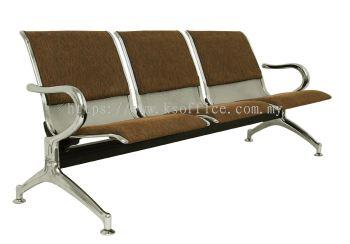 KSC9966-3U/Delpino-Triple Seater Link Chair