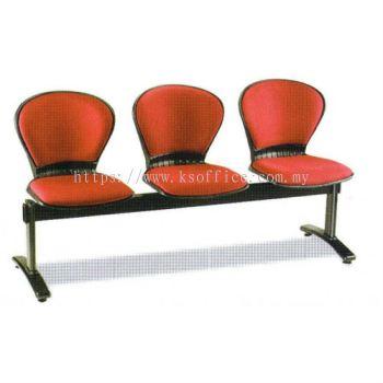 Lyan 3 Seater Link Chair