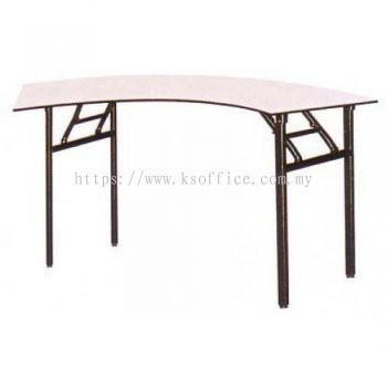 Off Jalan Puchong Training Folding Banquet Table From KS Office Supplies