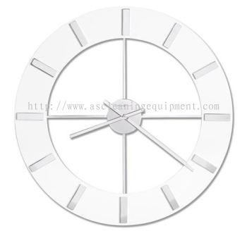 Howard Miller 625-596 Pearl Large Wall Clock