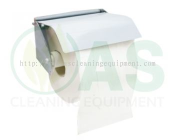 TOILET TISSUE DISPENSER (STAINLESS STEEL)