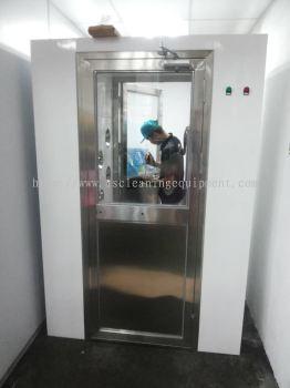 Air Shower Room Installation 2