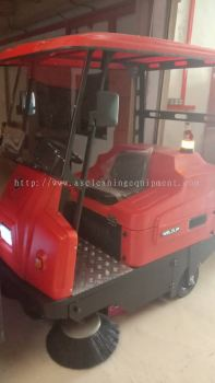 Road Sweeper W1350 8