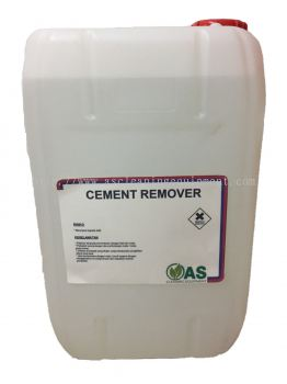CEMENT REMOVER 2
