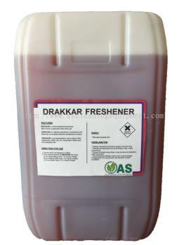 DRAKKAR FRESHENER 2
