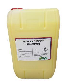 HAIR AND BODY SHAMPOO 2