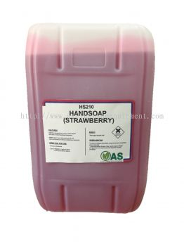 HANDSOAP STRAWBERRY 2