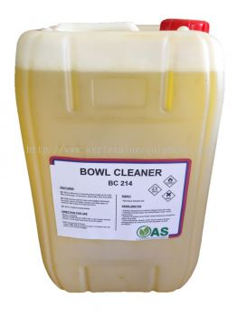 TOILET BOWL CLEANER 2