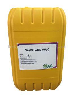 WASH AND WAX 2
