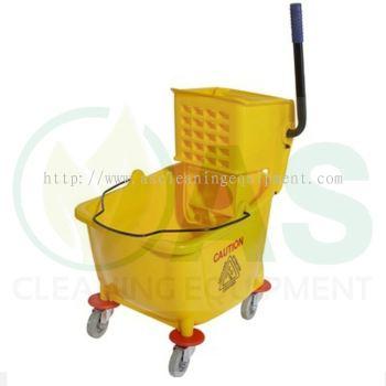 Single Wringer Bucket - 32L