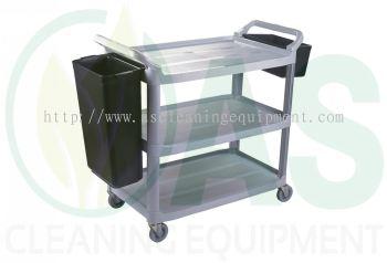Multifunction Cart with Bucket