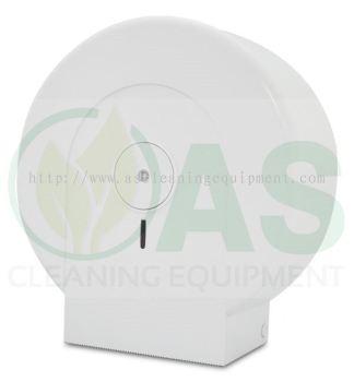 Jumbo Roll Tissue Dispenser (White)