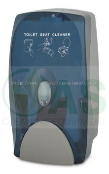 Toilet Seat Cleaner Dispenser -Blue