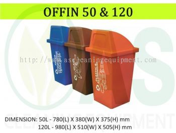 RECYCLE BIN OFFIN 50 & 120