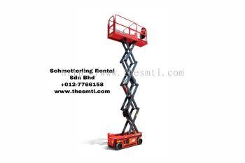 Sinoboom Scissor Lift 0608E