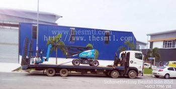 Boom Lift Rental In Malaysia www.thesmtl.com +60127766158