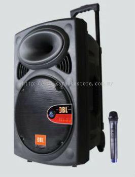 "DBL DB-812 12"" Portable Speaker"