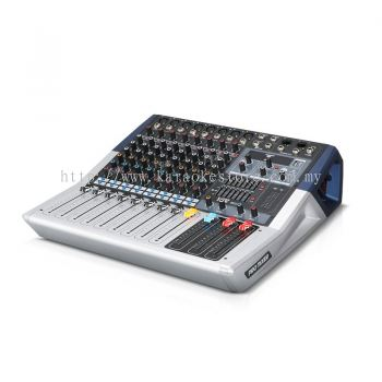 YSDZ MG8X Mixer with amplifier