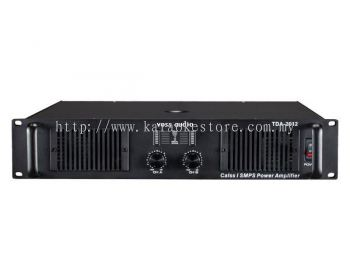 VOSS AUDIO Power Amplifier TDA-2008/TDA-2010/TDA-2012