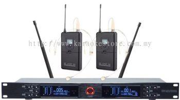 VOSS AUDIO Headset Wireless Microphone E-380